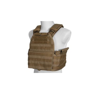 GFC plate carrier Quick Release Tan