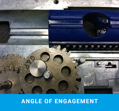 ANGLE OF ENGAGEMENT