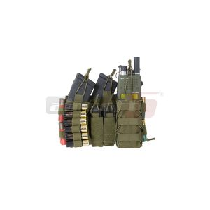 8Fields admin pouch molle Olive