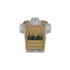 8Fields plate carrier Jump Cummerbund Coyote