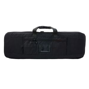 8Fields Gun Bag lined 105 cm Black