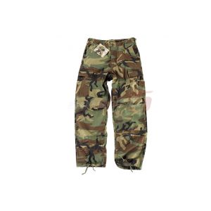 Helikon-Tex Pants Battle Dress Uniform Ripstop Woodland (M/regular)