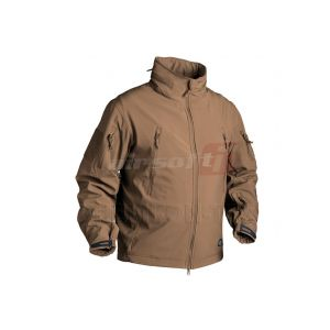 Helikon-Tex Jacket Gunfighter Shark Skin Coyote (S)