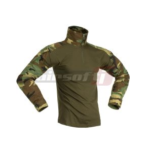 Invader Gear bluza de lupta Woodland XL