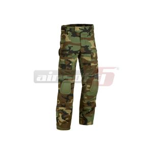 Invader Gear pantaloni de lupta Predator Woodland XL/Long