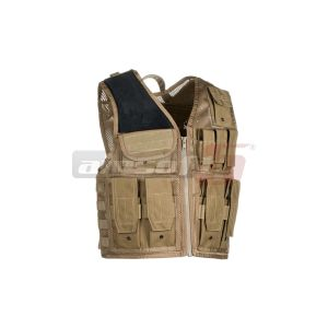 Invader Gear vesta tactica Mission Coyote