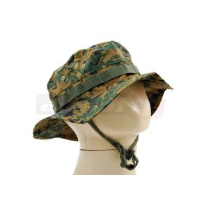 Invader Gear Boonie Hat Digital Woodland L