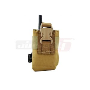 Invader Gear Radio Pouch Coyote