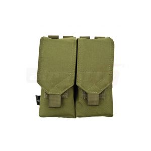 Invader Gear Double Pouch M4/M16 Olive
