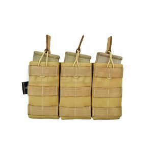 Invader Gear Triple Pouch Simple Coyote