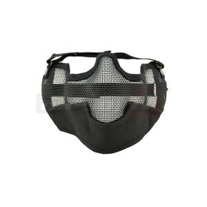 Invader gear Big Metal Mask Black