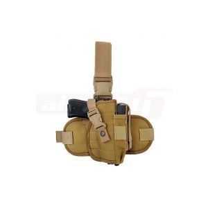 Invader Gear Holster Leg Platform Coyote