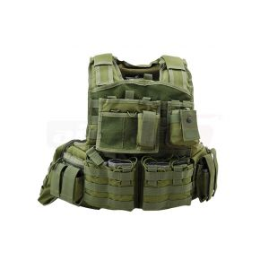 Invader Gear Tactical Vest Mod Carrier Combo Olive