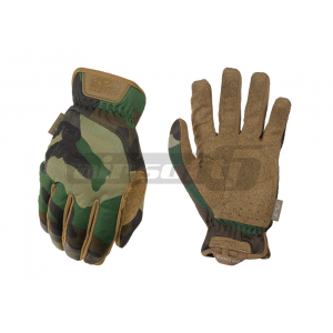 Mechanix Wear manusi Fast Fit Gen II Woodland (XL)