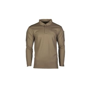 Mil-Tec bluza polo quickdry Olive XL