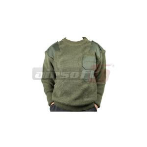 Mil-tec pulover copii Olive S