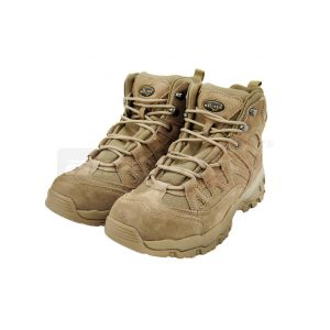 Mil-Tec Boots Squad Stiefel 5 inch Coyote Nr. 43
