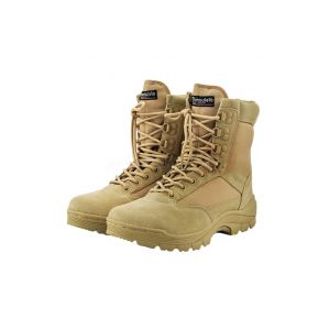 Mil-Tec Boots Zippered Coyote No. 41
