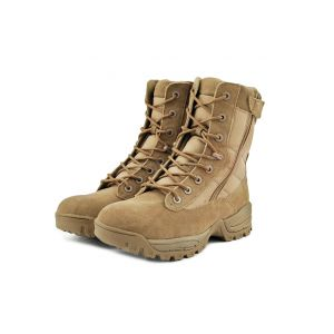 Mil-Tec Boots Doulbe Zippered Coyote No. 42