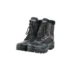 Mil-Tec Boots Zippered Black No. 42