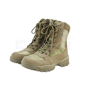 Mil-Tec Tactical Zippered Boots ATACS-FG No. 42