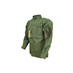 Mil-Tec Jacket Army Combat Uniform Olive L