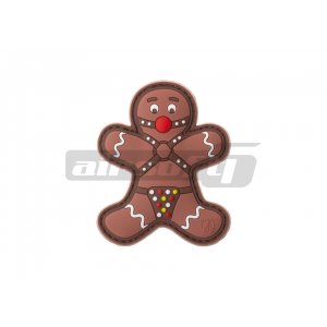 "JTG patch ""Gingerbread"""