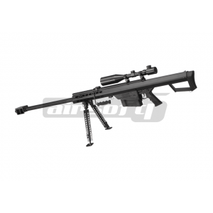 Snow Wolf Barrett M82A1 Bolt Action Set