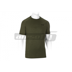 Under Armour tricou UA Tech Moss Green M