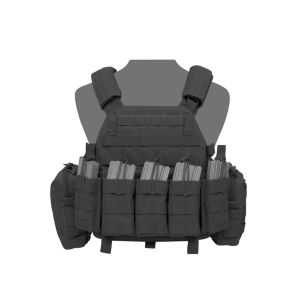 Warrior Vesta tactica DCS DA 5.56 Config Negru L