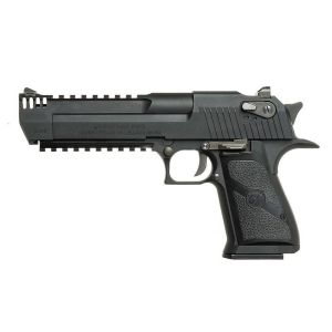 WE Desert Eagle L6 .50 AE Full Metal GBB Negru