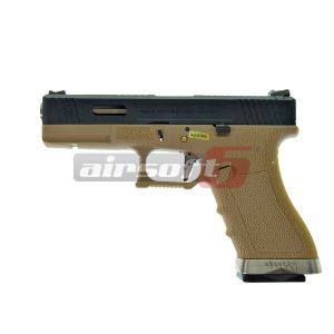 WE G17 WET Tan/Negru