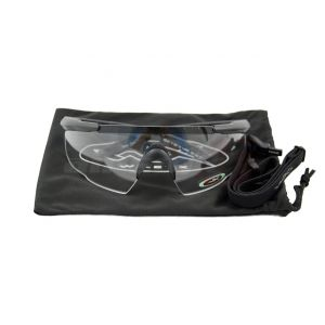 Wiley X Saber Advanced Safety Glasses White